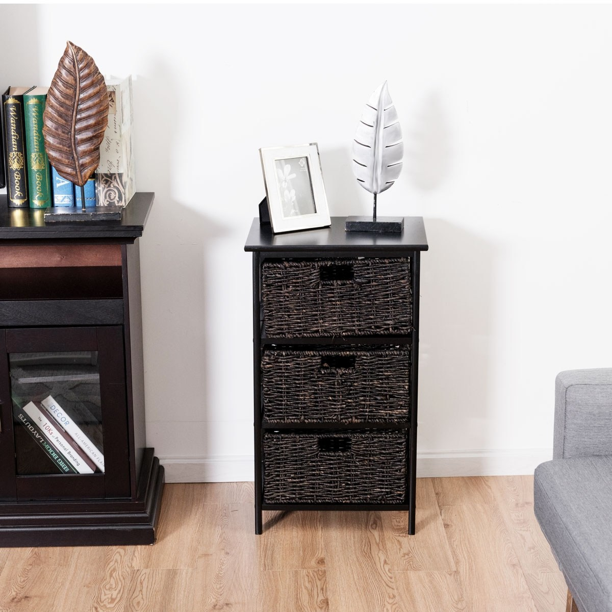 way wooden end accent storage table home office furniture decor baskets with black free shipping today brass ship lights threshold plates low corner cast aluminum coffee