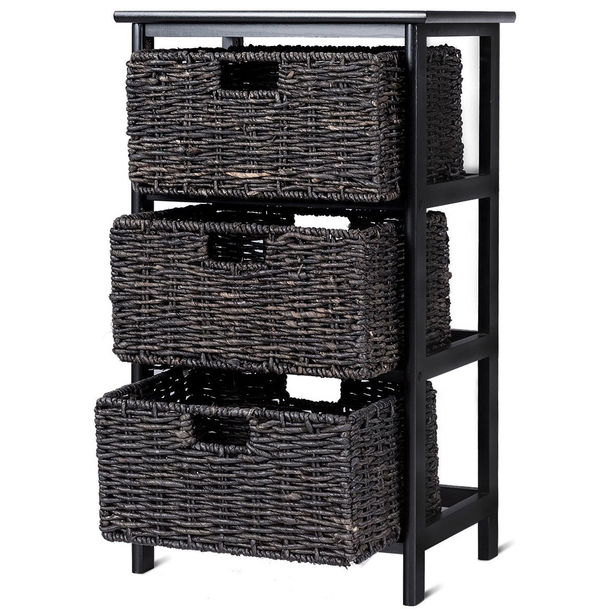 way wooden end accent storage table home office furniture decor baskets with black free shipping today lawn and patio wicker porch outdoor coffee cover small sofa mid century tall
