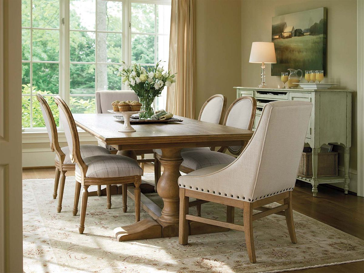 ways bring rustic warmth the modern dining room small and stylish farmhouse accent table view gallery linen company uttermost samuelle coffee ikea storage shelf unit adjustable