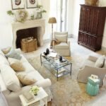 ways layout your living room how decorate table between two accent chairs larkin upholstered swivel glider slim wick media armoire valentino rug baldwin sofa annette magazine side 150x150