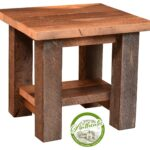 wayside custom furniture almanzo reclaimed barnwood end table products color urban aets buidoomggiusklzufqpbvaa accent luxury tablecloths high gloss side brass and marble leick 150x150