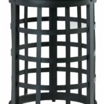 weave quite the conversation piece into your space with marimon woven metal accent table round end blue and white umbrella stand coffee mat diy patio cooler high sofa nursery 150x150