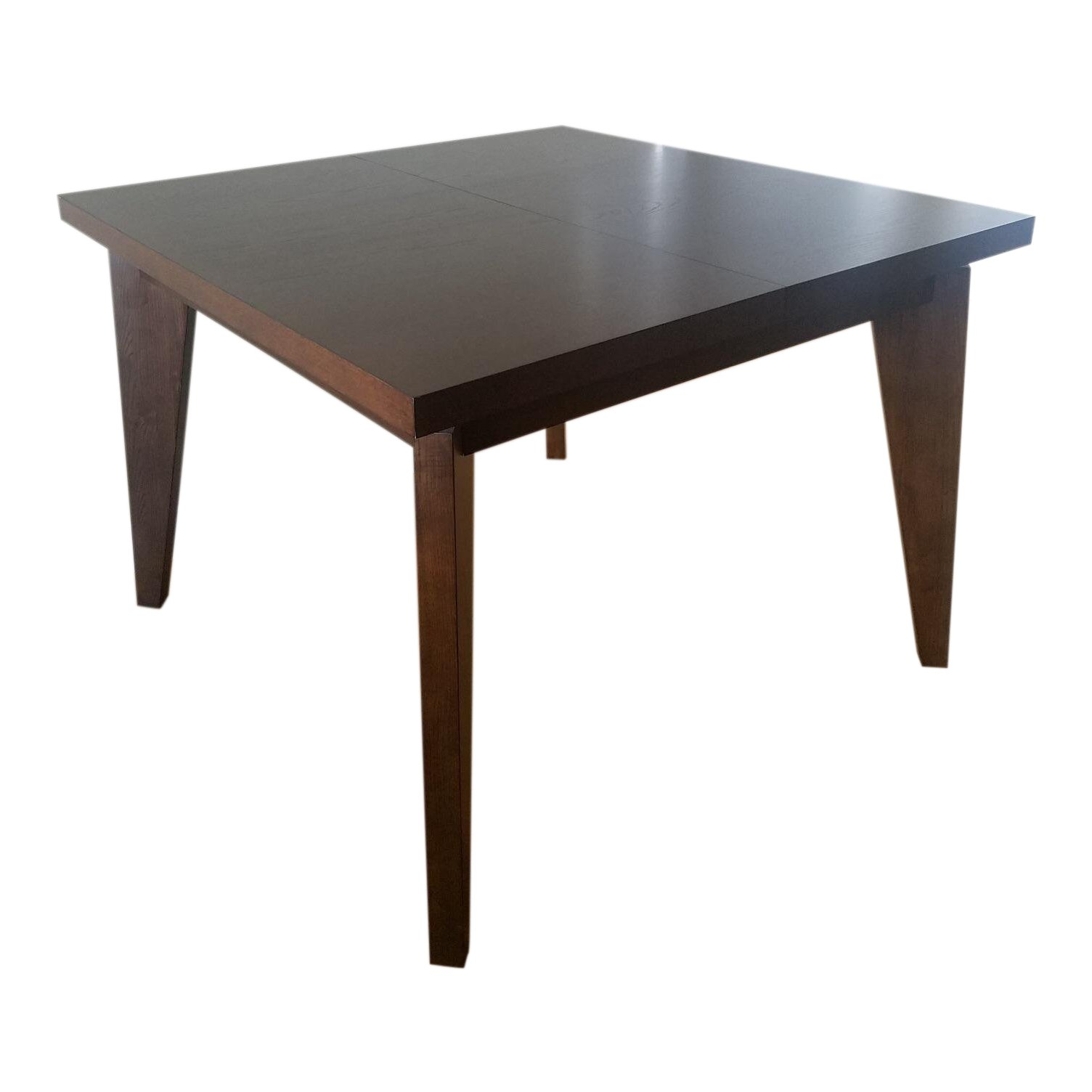 west elm anderson solid wood expandable table chairish accent coffee with small nesting tables pottery barn end ikea tall metal and chairs cabinet ellipsis jcpenney kitchen