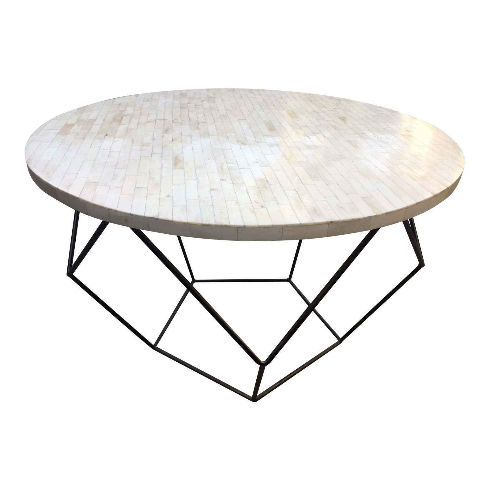 west elm octagon bone inlay side coffee table chairish sidecoffee accent ceramic ginger jar lamps oversized sectionals kitchen linens with small nesting tables end cabinet pottery