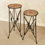 western star round accent table set westerns pinebrook hairpin dining vintage couch styles retro cabinet small patio side triangle nesting tables ashley leather sofa tripod floor 150x150