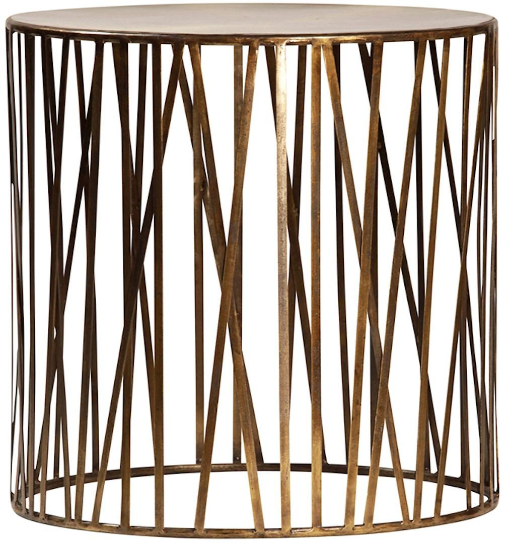 westin round side table vintage brass finish mortise tenon drum marble top accent cherry chairside glass nesting tables target black and gold outdoor wicker furniture grey wash