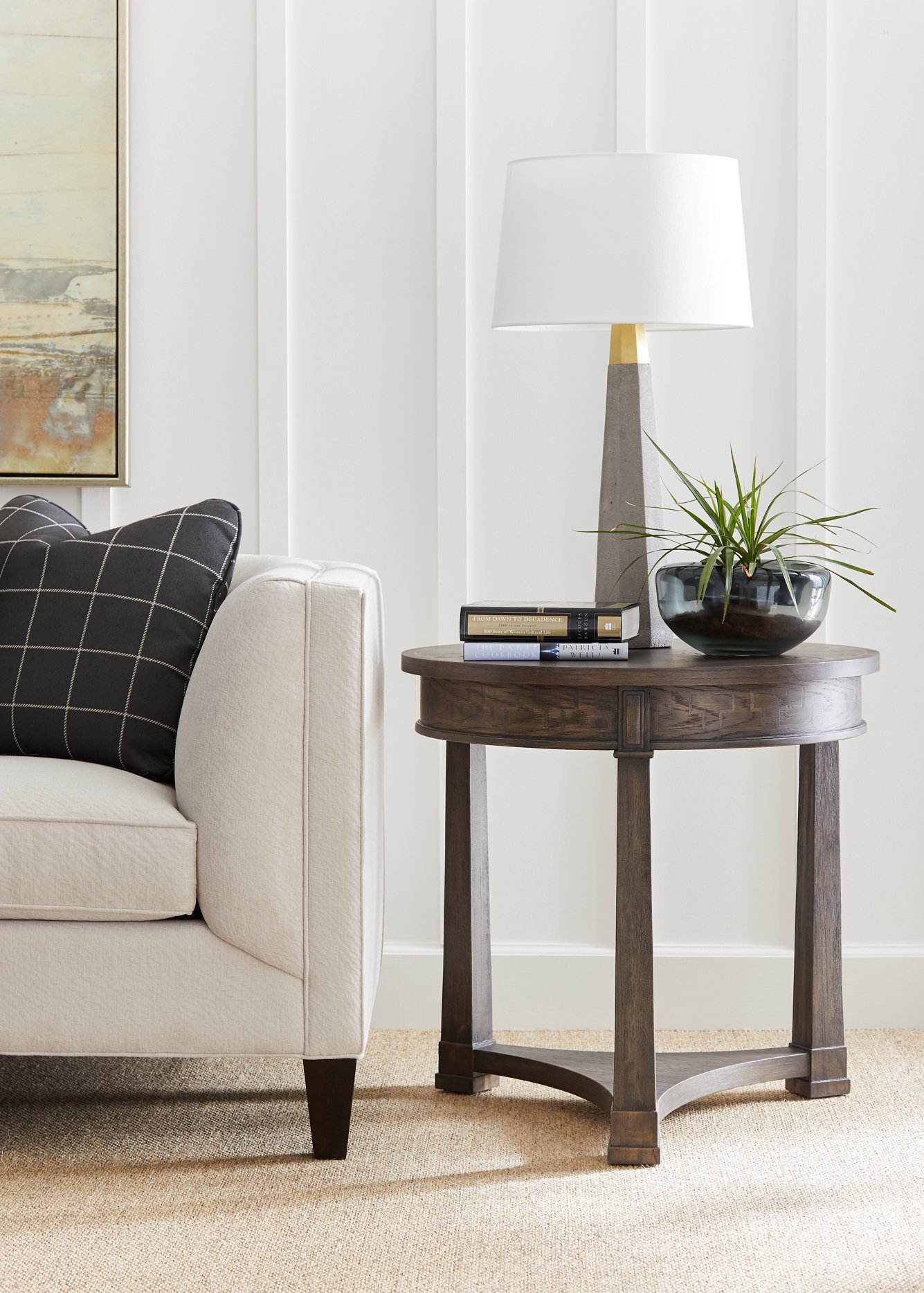 wethersfield estate lamp table granite celebrate home modern farmhouse accent stanley furniture living room end wood urban simple nautical dining chandelier sauder dresser small