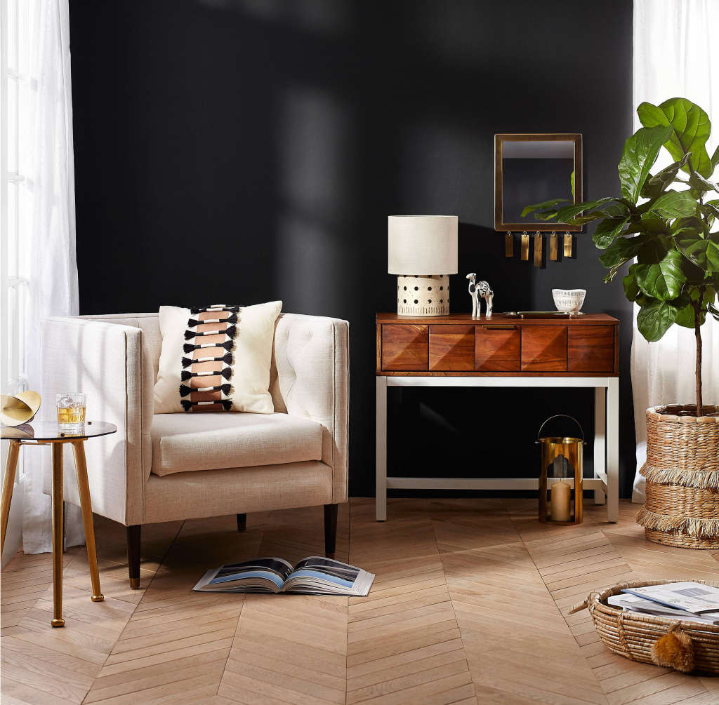 what loving from nate berkus latest collection for target glass agate accent table apartment therapy white porcelain lamp unfinished legs pottery barn coffee small bedside ikea