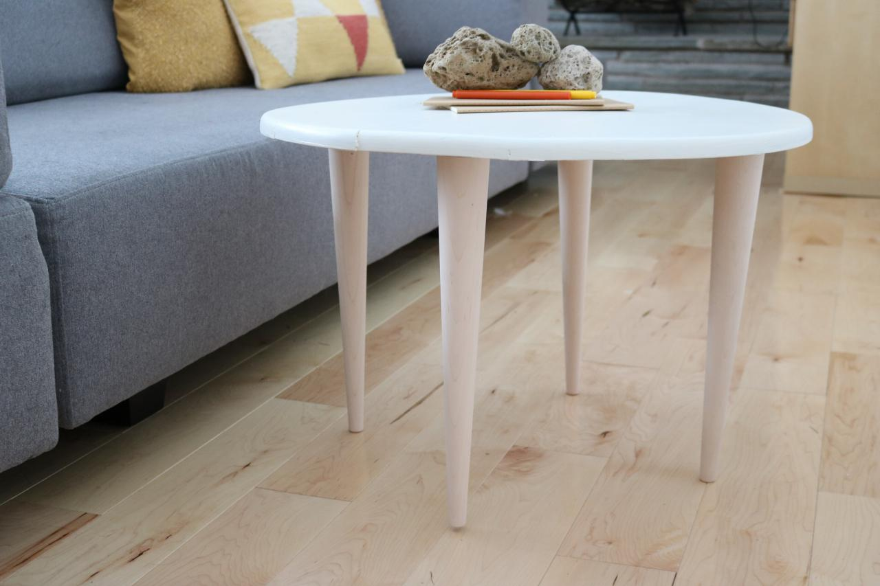 where can you table legs diy network blog made remade accent for projects metal hairpin butcher block slab large sofa nest coffee tables nautical cocktail round farmhouse dining