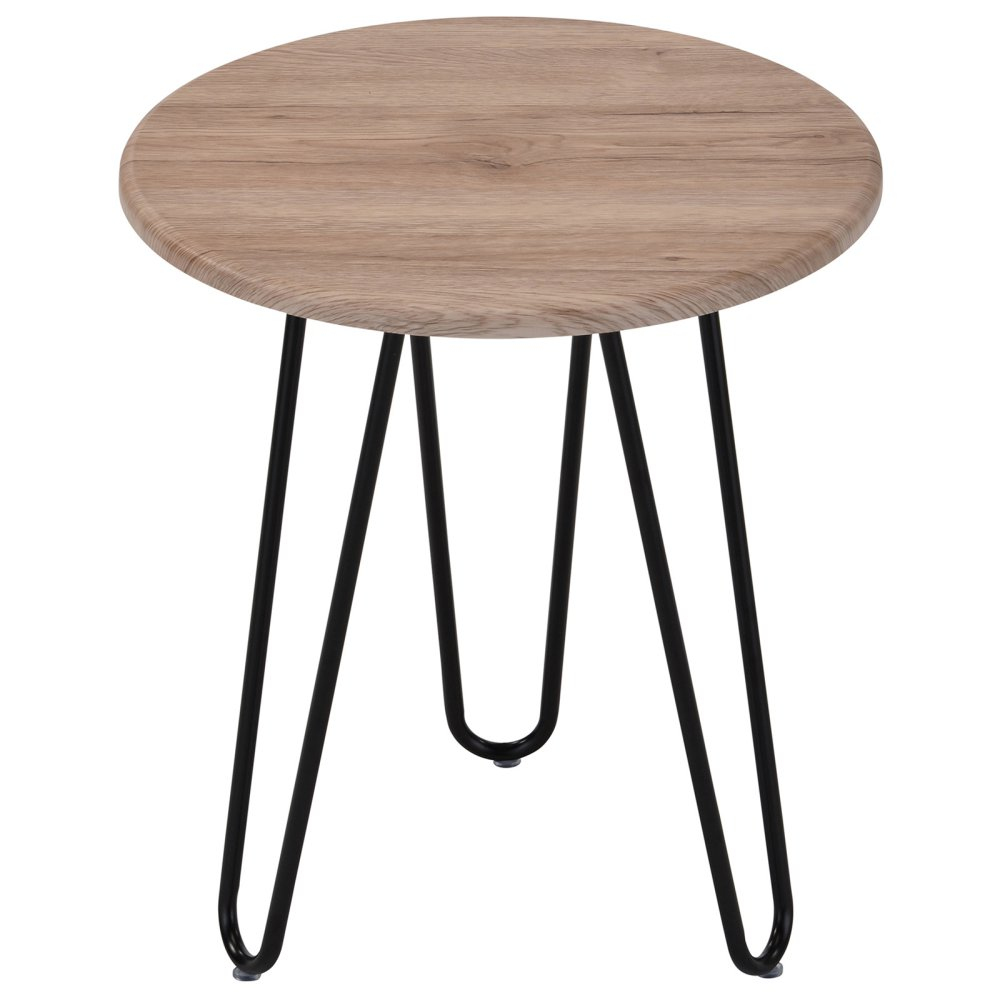 whi faux wood and metal accent table options naturalblack loading tablecloth protector battery operated lamps lighting round kitchen circular drop leaf foyer dining end tables