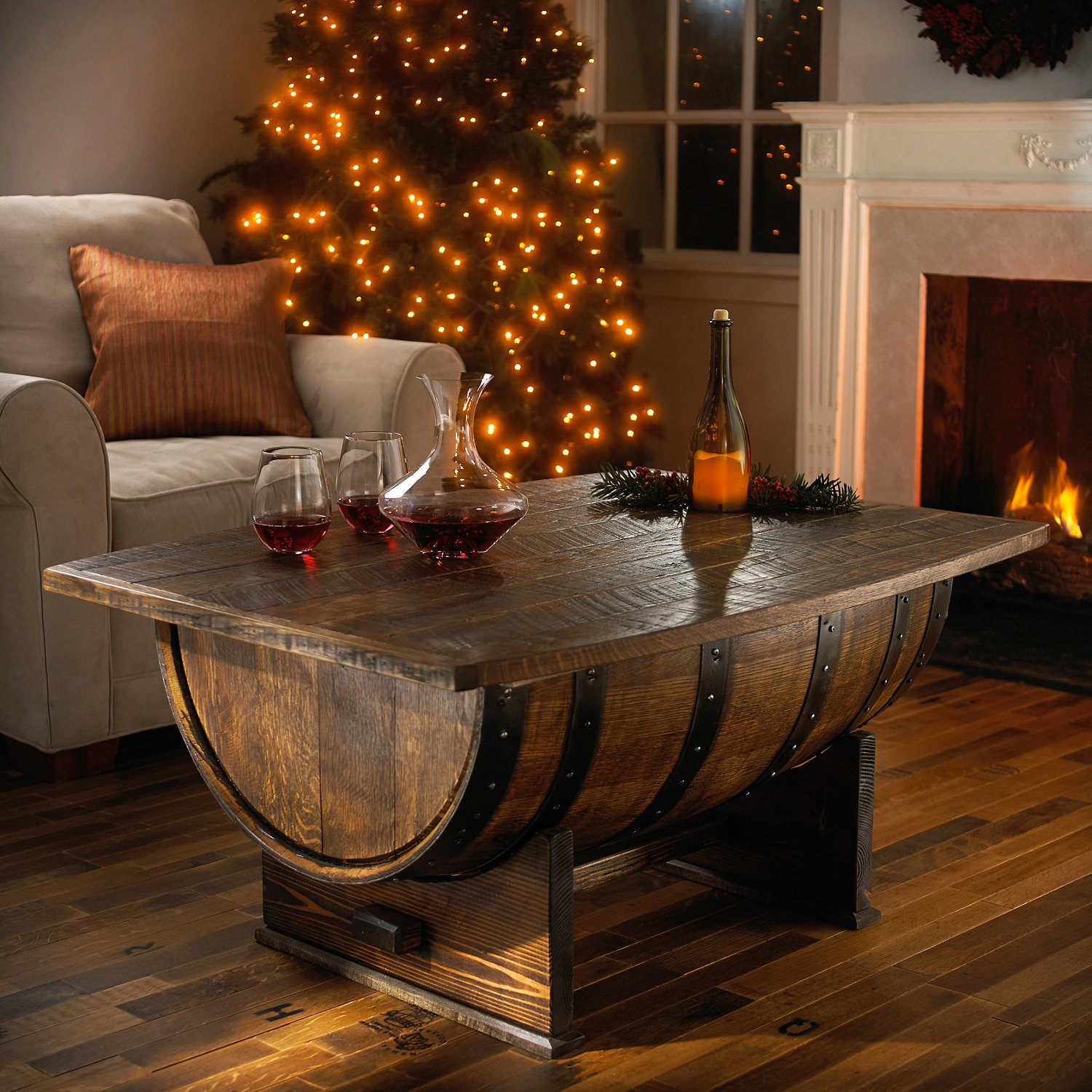 whiskey barrel coffee table plans pixelbox home design diy end accent high lighting dining chairs edmonton modern living room lamps hardwood floor threshold hawthorne glass top