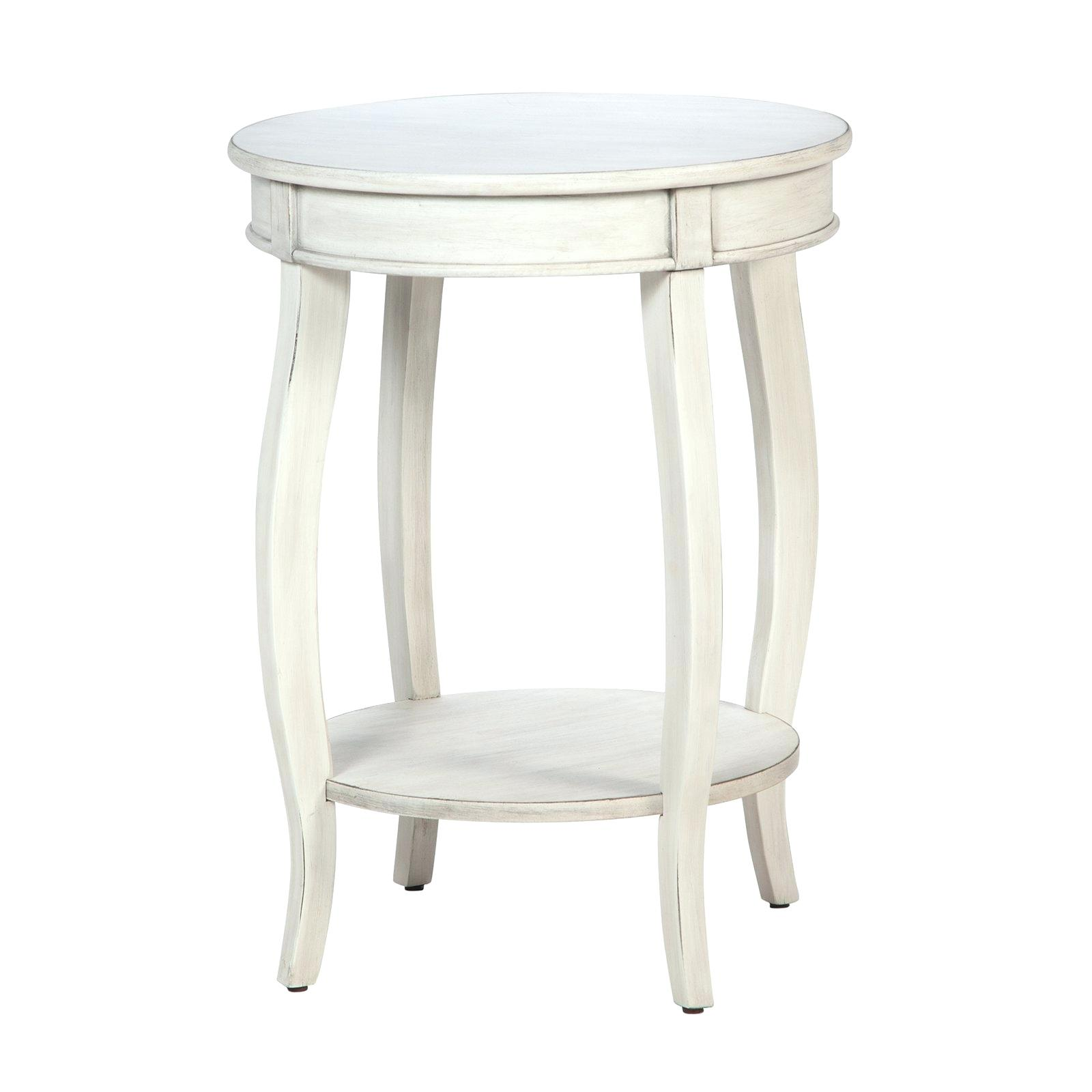white accent table tables living room distressed round target ikea whitewash red wood west elm armchair malm side oriental lamps dining chairs small night folding patio and