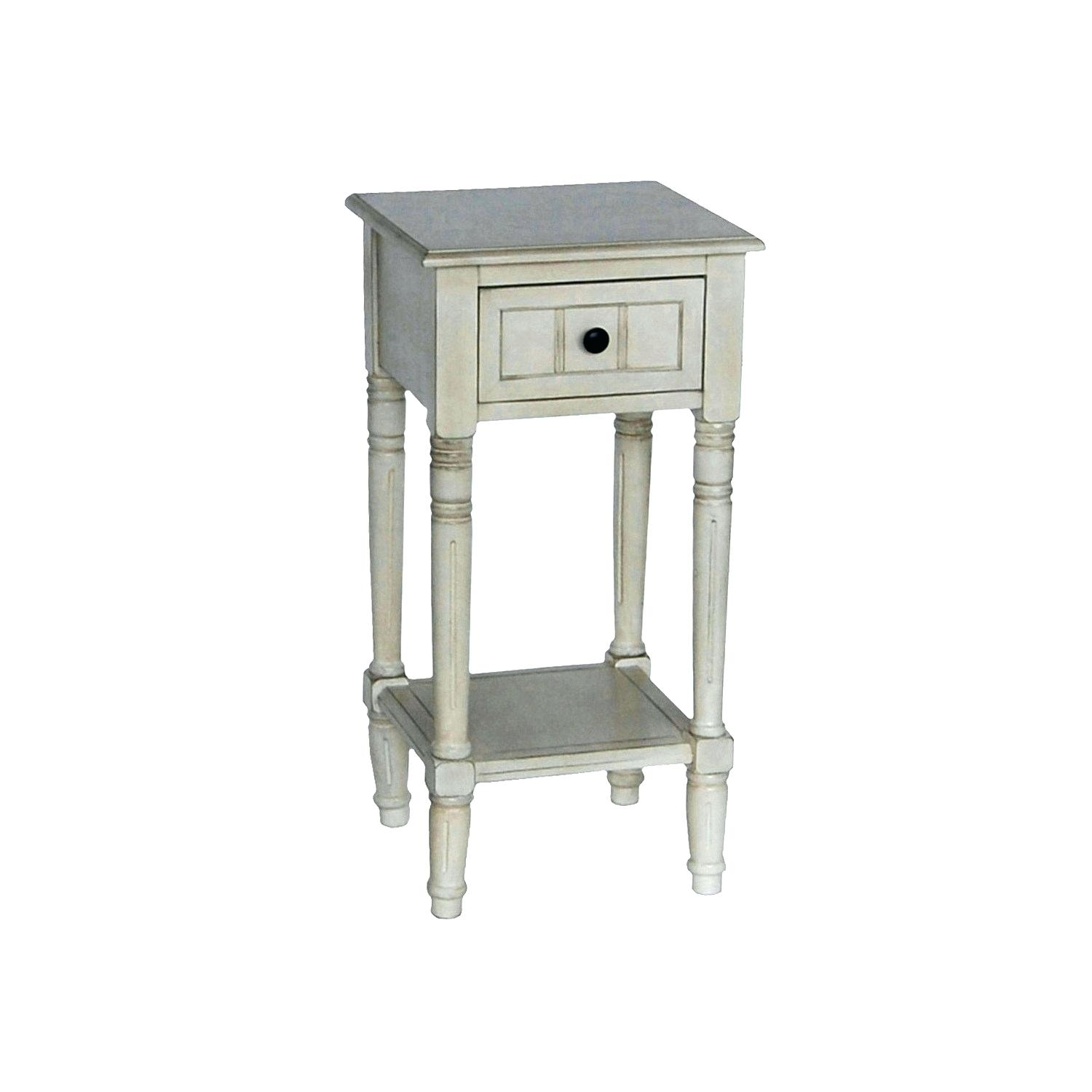 white accent table tables living room distressed round target threshold ikea furniture choice dining small mirror coffee mat glass and iron end nic umbrellas cast aluminum side