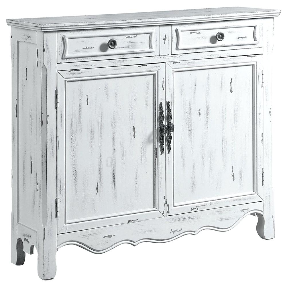white accent table vintage casual round distressed coaster cabinets fine furniture threshold half moon side entry small balcony umbrella lamps that run batteries sliding barn door