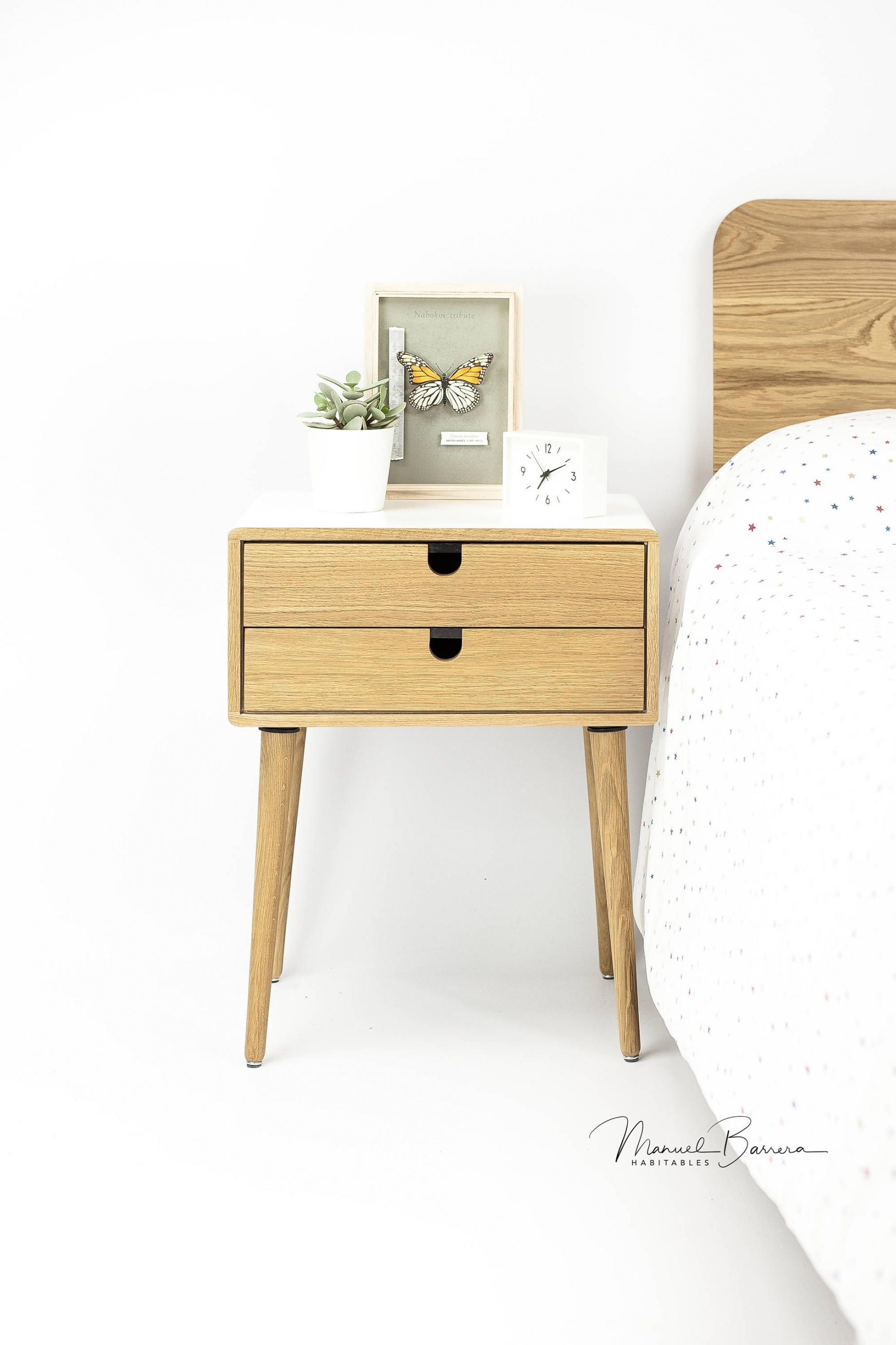 white drawer nightstand designs melthphx lacquered oak bedside table prepac accent scandinavian mid century modern retro style with drawers and backyard furniture sets support