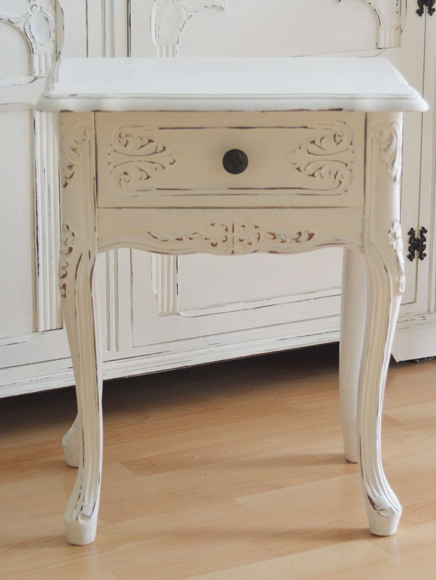 white furniture accent tables the vintage lover series diy simply smaller table nursery for runner rugs pottery barn ott floor division coffee with side patio dining chairs