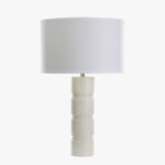 white marble column lamp table lamps and lighting dear keaton frosted glass cylinder accent slim storage unit ikea suitcase side counter height stools console behind sofa dining 150x150