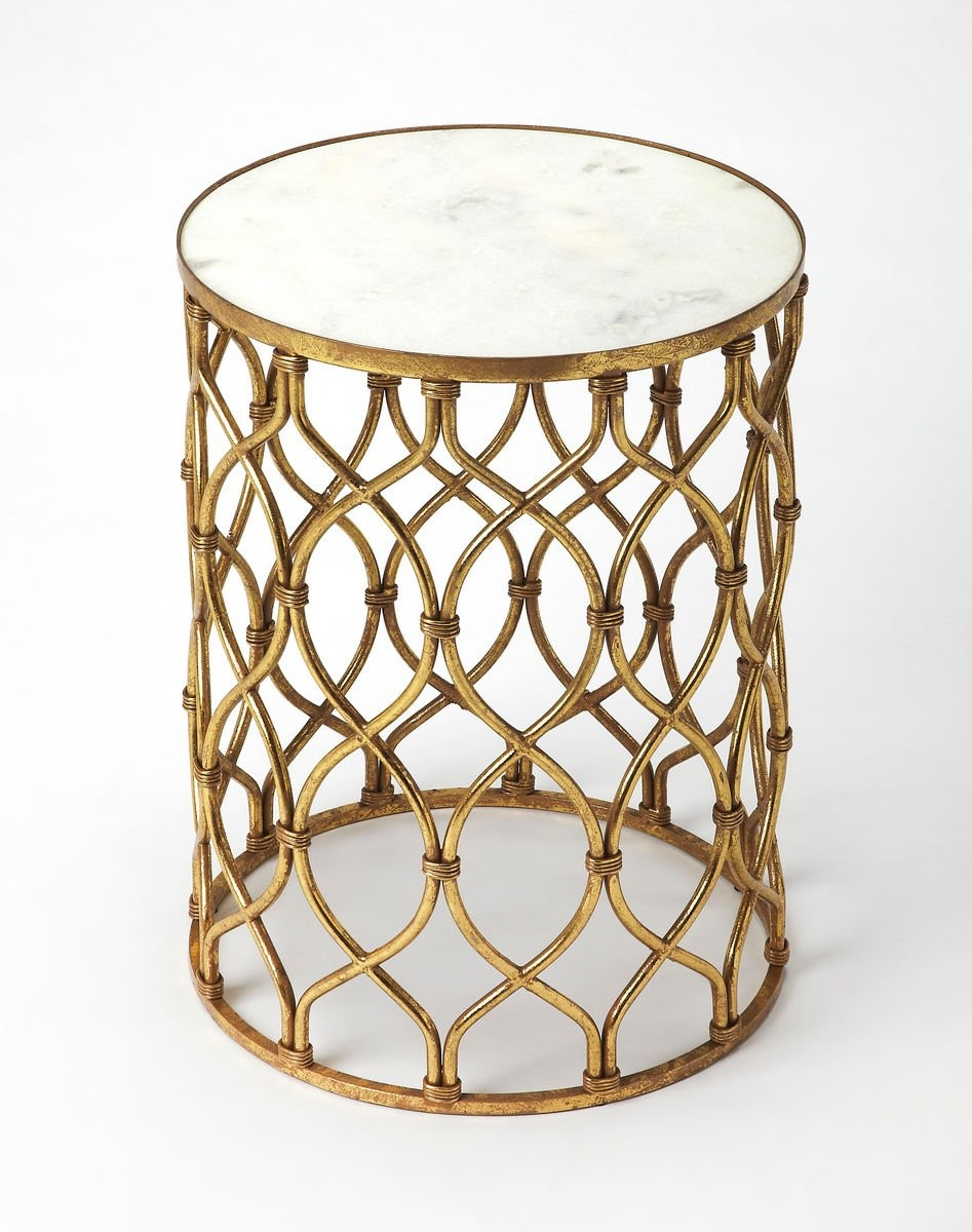 white marble top twirl design metal gold base accent table with yellow outdoor side ikea coffee tables and high end furniture rustic chairs black glass seater dining cover wood