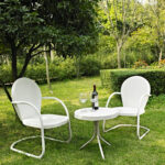white metal patio side tables thepotong crosley griffith piece outdoor conversation seating set accent storage cabinets with doors and shelves grey night table mortar pestle 150x150