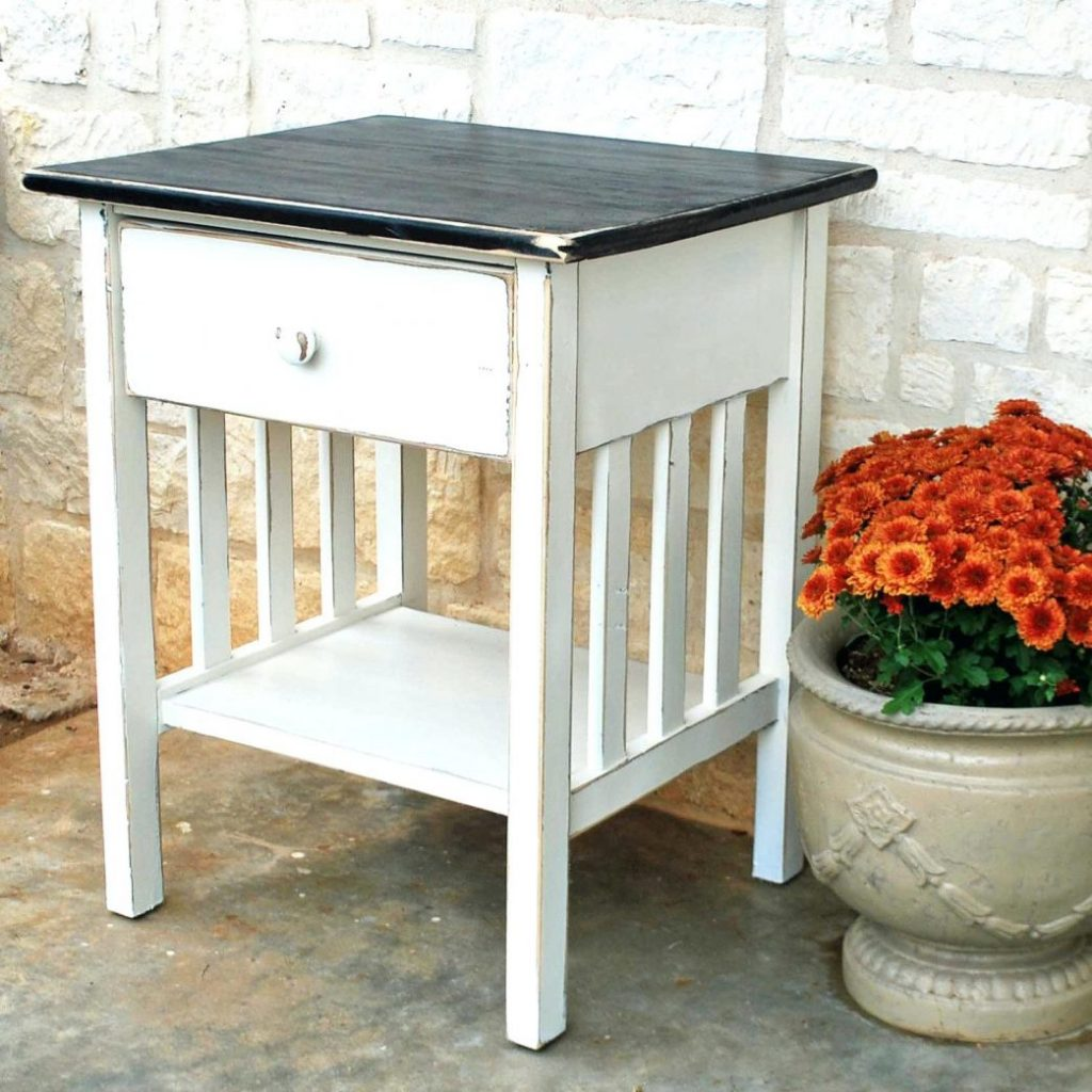 white pedestal accent table the fantastic favorite winsome wood end design and tables rustic washed painting woodnd designxtraordinary wooden with black counter top single drawer
