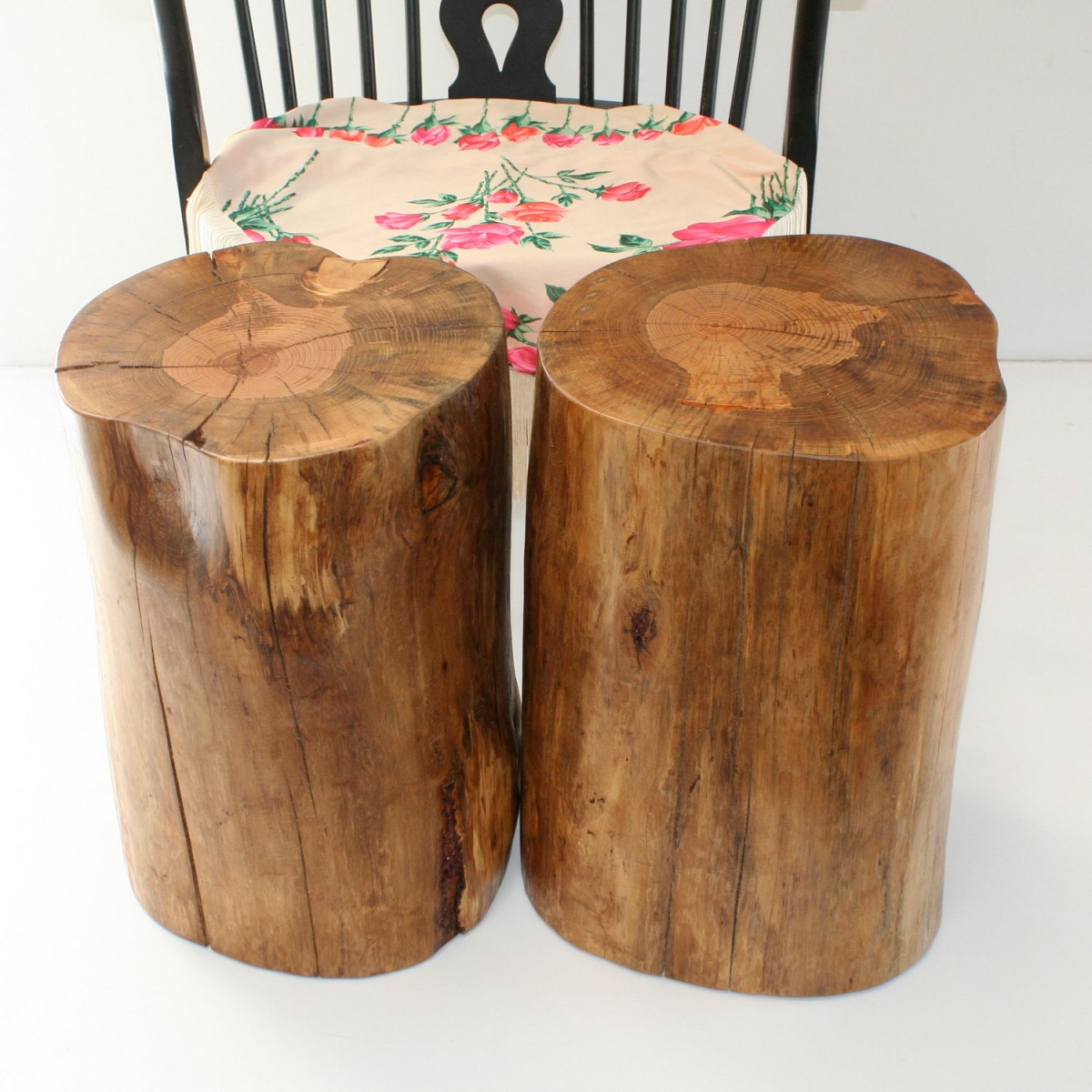 white plastic tablecloth the perfect nice tree stump end table furniture delectable home designs using cylinder brown tables and black metal stacking chairs creative target marble