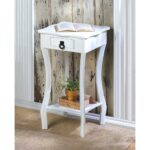 white round accent table distressed small tables for target mirror whitewash mirrored pier one outdoor pillows gold metal coffee with folding sides brushed lamp yellow rug beach 150x150