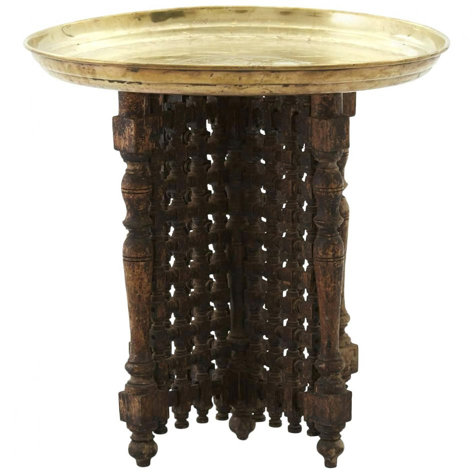 white round accent table moroccan style furniture decor wicker entryway side two tier drum large size tables cast iron patio live edge brown threshold gallerie beds tiffany tree