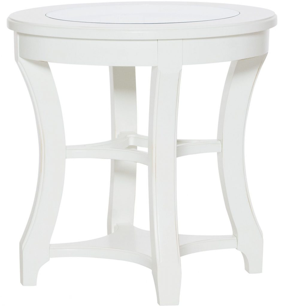 white round end table accent tables small with dark wood top black inch wide large size patio furniture cushions square tablecloth occasional lamps without cords sofa tiny bedside