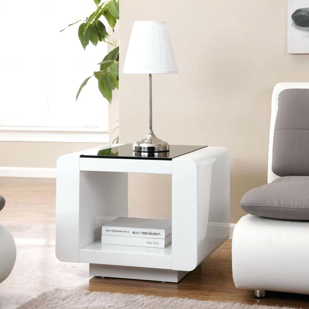 White Accent Tables Living Room - Grottepastenaecollepardo ...