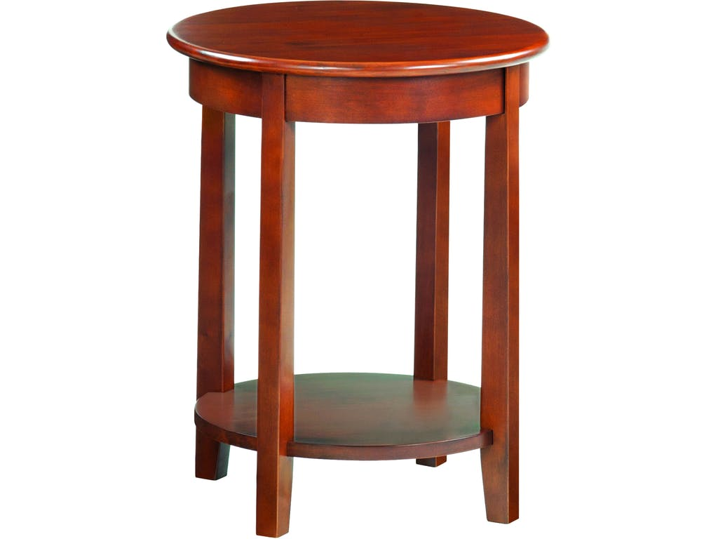 whittier wood products living room gac mckenzie round accent table furniture timmy night black white contemporary coffee small side drink cherry bedroom leather outdoor wall light