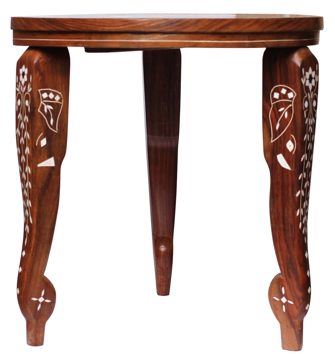 whole handmade leg stand round wooden accent table with elephant bulk side top removable legs vintage ese lamps target sideboard glass end tables and coffee home accents