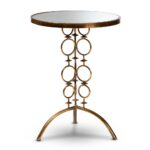whole living room tables furniture glass accent contemporary baxton studio issa modern and antique gold finished metal mirrored table long legs square outdoor cover small slim 150x150