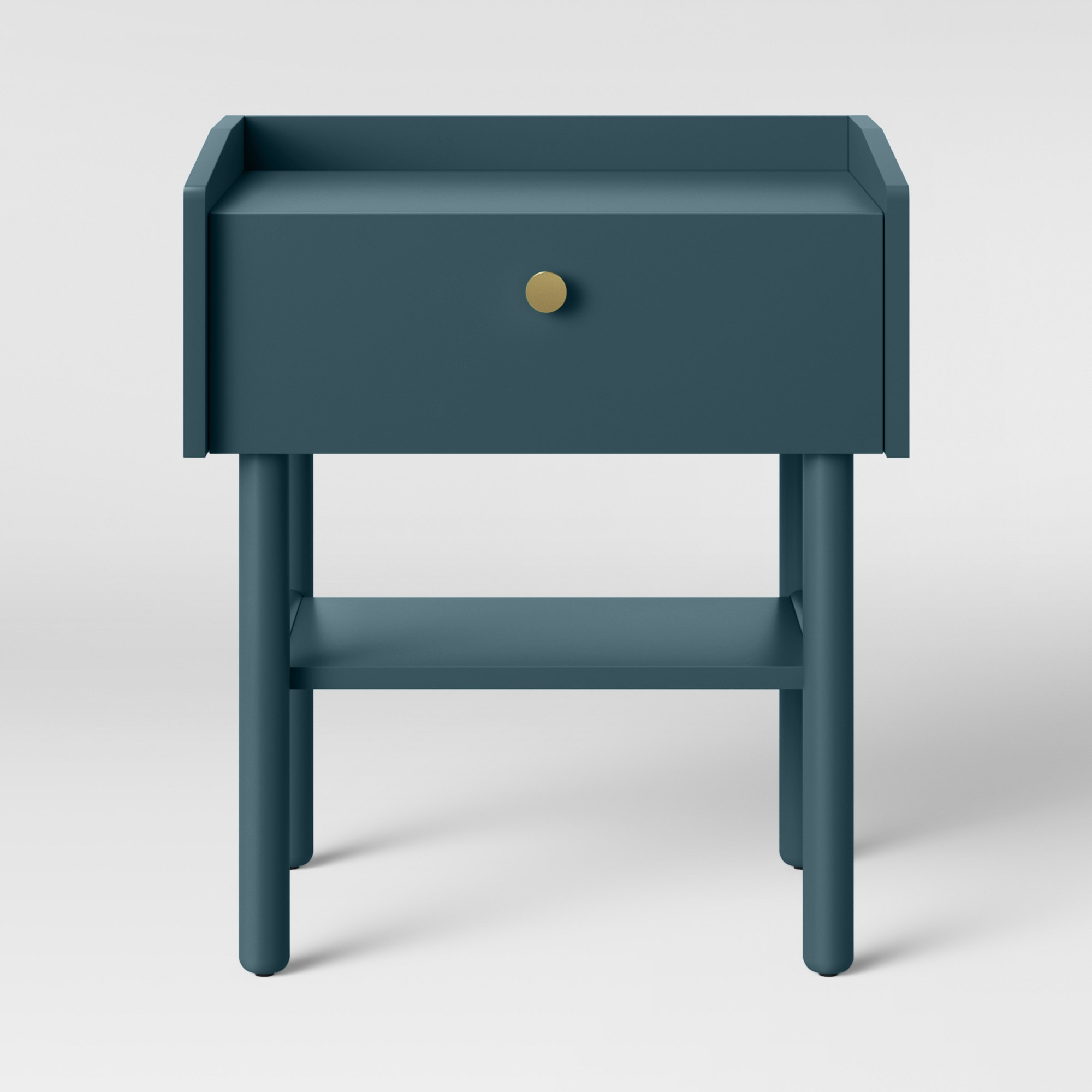 wiley side table blue project products bedroom target accent painting laminate cabinets small barbecue grill concrete outdoor setting retail lighting decor kidney shaped cocktail