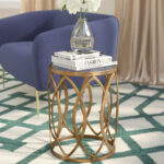 willa arlo interiors crewkerne metal eyelet end table reviews accent coffee size cupcake carrier target stacking tables marble top with drawers shabby chic floor lamp lucite sofa 150x150