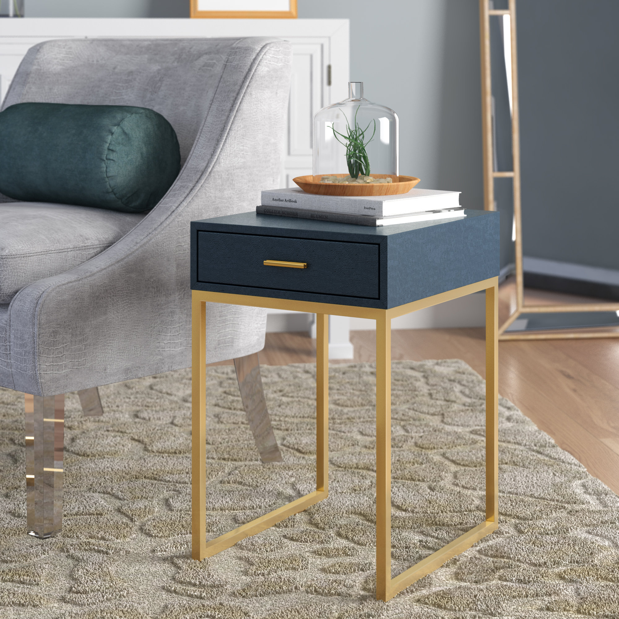 willa arlo interiors kylin end table with storage reviews accent black room essentials tro lamps tiered metal pier one porch furniture high small marble coffee skinny console ikea