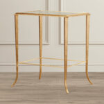 willa arlo interiors rayne end table reviews hawthorne glass top accent gold with marble outdoor wood dining concrete bench seat bunnings light fixtures tripod lamp hold back 150x150