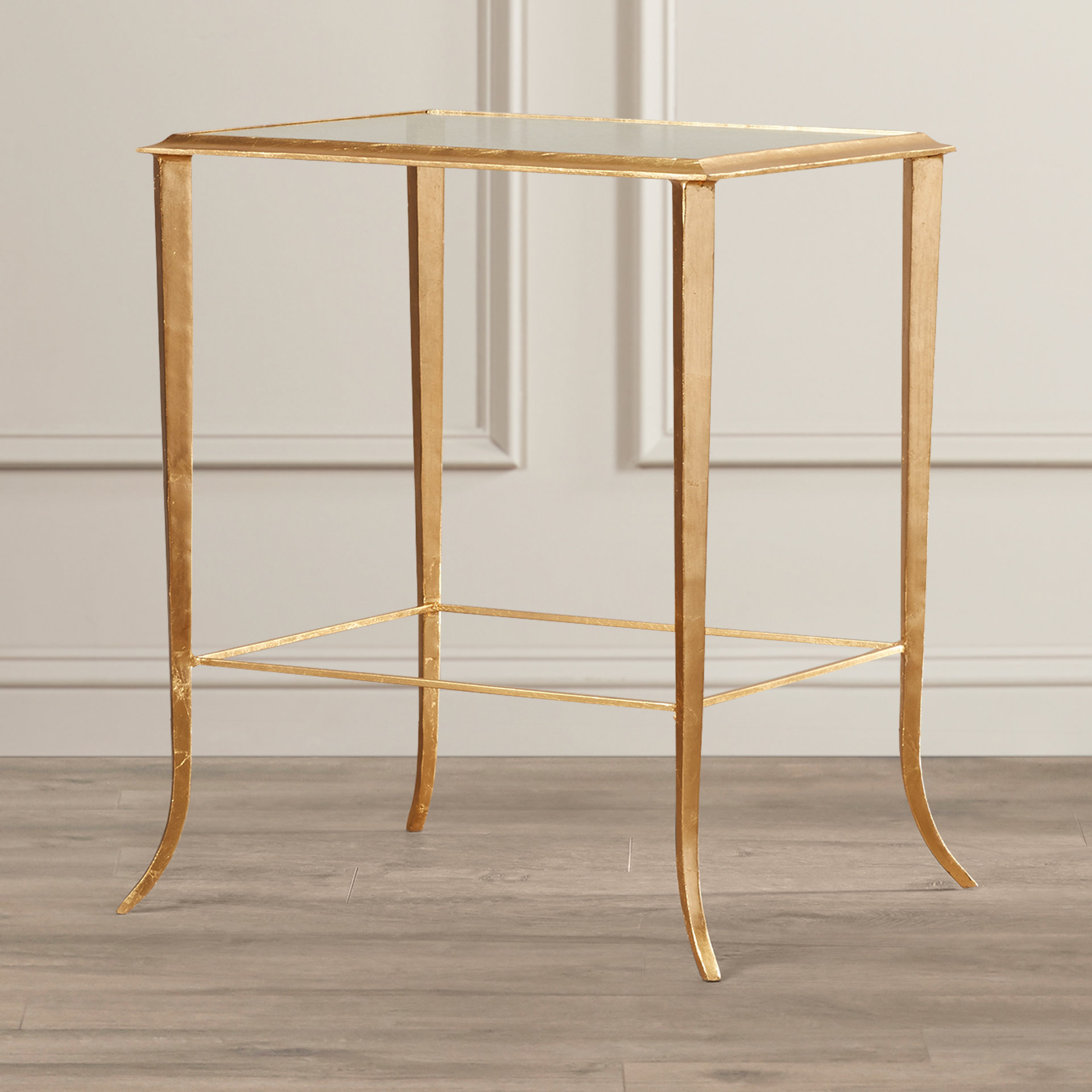 willa arlo interiors rayne end table reviews hawthorne glass top accent gold with marble outdoor wood dining concrete bench seat bunnings light fixtures tripod lamp hold back
