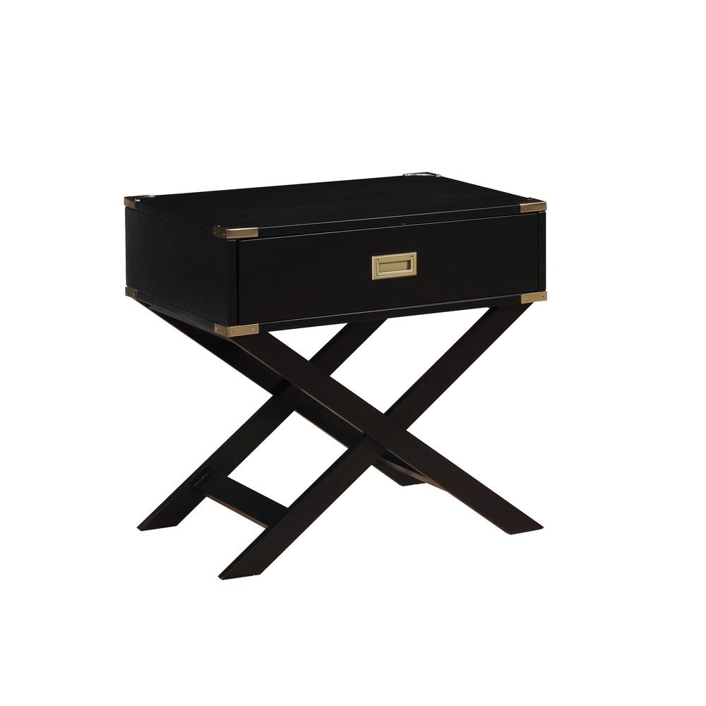 williams import goodyear side table with gold corner accent black end tables shaped legs and felt large patio cover abbyson living furniture wilko lampshades round coffee outdoor