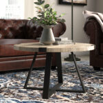 williston forge bowden metal wrap coffee table reviews solar accent junior drum stool mcm side nesting tables brown leather ott wood top target glass apartment decor chrome indoor 150x150