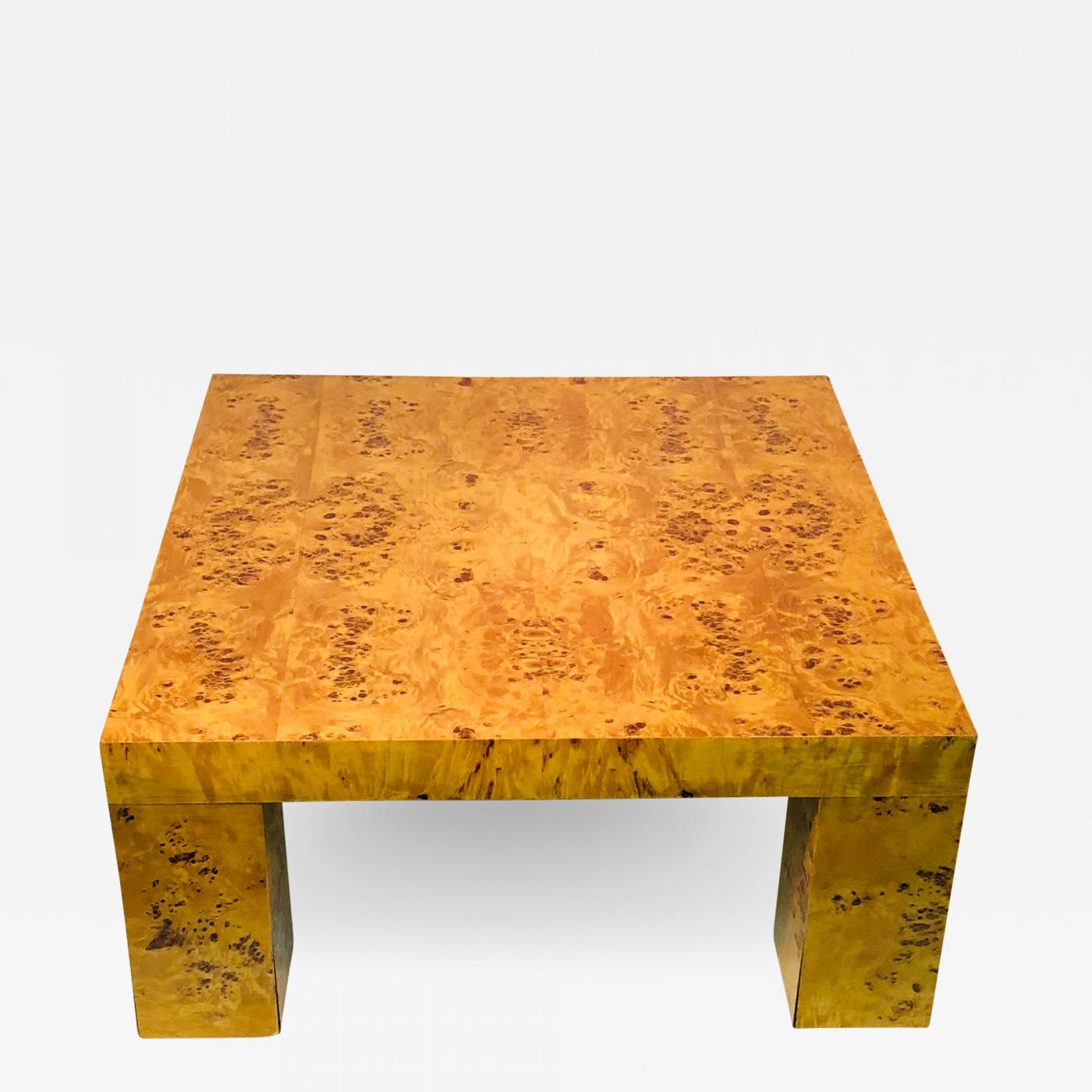 willy rizzo exceptional burl wood table accent seater dining yellow oval tablecloth parker furniture leg hardware living room center decor door stopper antique round coffee laptop