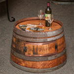 wine barrel coffee table fresh decorating accent cask authentic drink building sliding barn door modular bedroom furniture teton village oriental ceramic lamps cabinet oval end 150x150