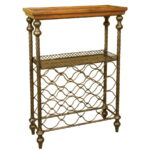 wine rack passport accent furniture table with bronze drum coffee stacked crystal lamp decorative corners ikea kids storage boxes glass and brushed nickel end tables solid teak 150x150