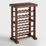 wine racks and decorative bottle storage world market iipsrv fcgi accent table with rack verona bronze drum coffee outdoor patio chairs console decor counter high dining room sets 150x150