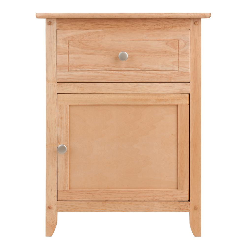 winsome eugene accent table espresso the natural nightstands squamish with drawer finish this review from cherry wood glass coffee battery powered floor lights and chairs target