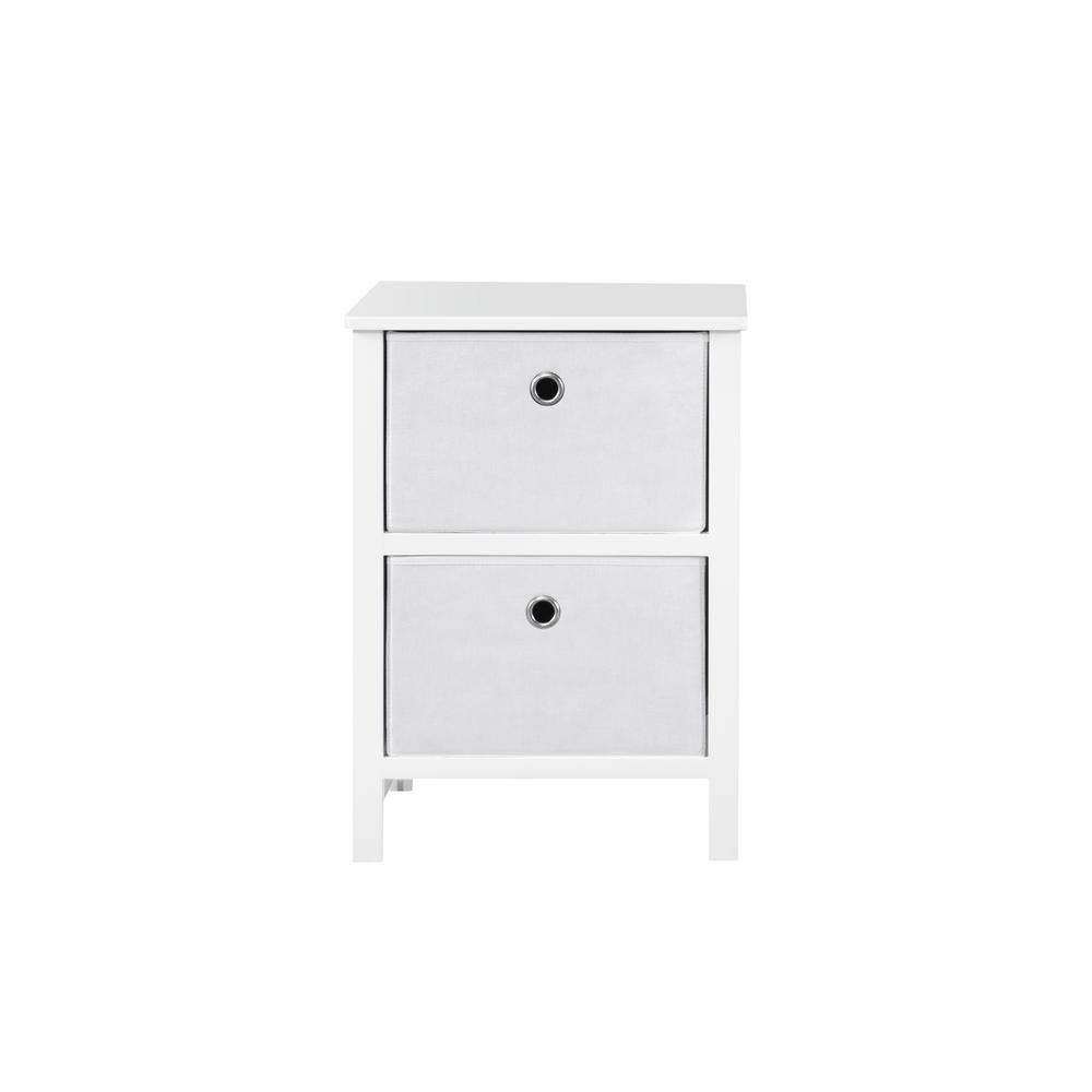 winsome nightstands bedroom furniture the white achim ava accent table with drawer black finish home solutions foldable night stand patio feet replacement cube coffee sofa janika