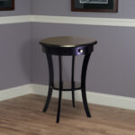 winsome wood sasha accent table black finish multiple colors eugene white tiffany lamps decorative pieces simple console tall dining room and chairs shabby chic dresser pier 150x150