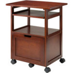 winsome wood shelf espresso great liso corner desk with beechwood end accent table ashley office furniture dining chairs room edmonton pond lily tiffany lamp pottery barn black 150x150