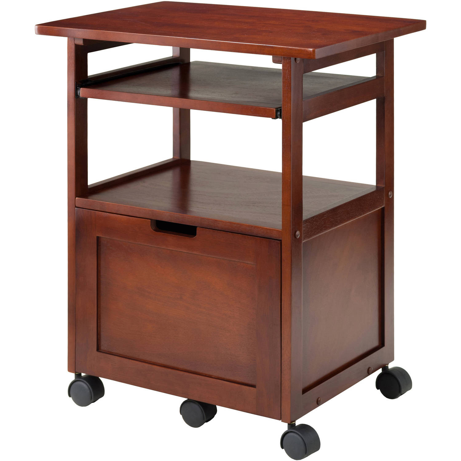 winsome wood shelf espresso great liso corner desk with beechwood end accent table ashley office furniture dining chairs room edmonton pond lily tiffany lamp pottery barn black