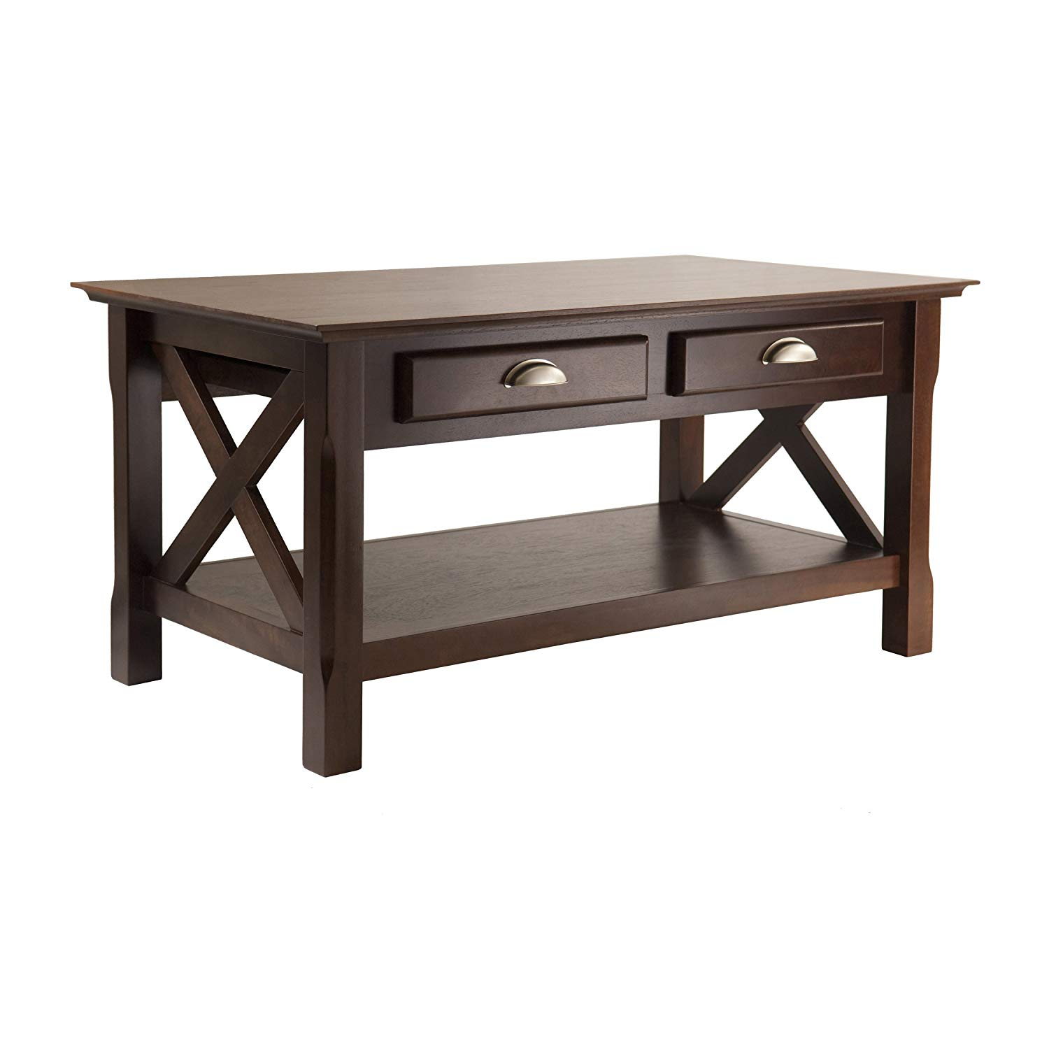 winsome wood xola occasional table cappuccino accent instructions finish kitchen dining marble coffee target cool sofa tables outdoor furniture rustic half moon end wicker patio