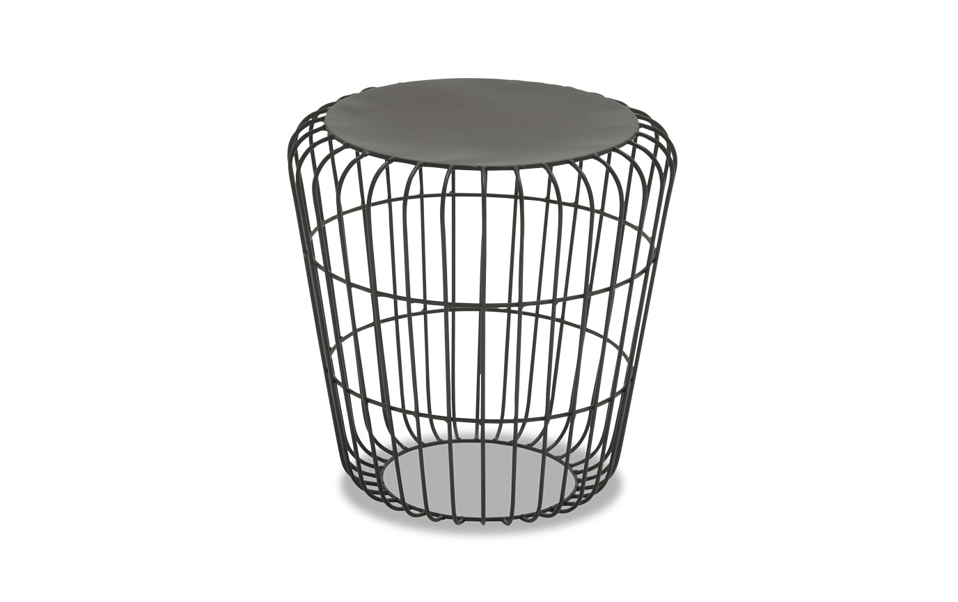 wire accent table bobs gallery large basket slider bunk beds high patio small cocktail tables vintage white side hardwood all modern metal coffee and end bedroom lamps target